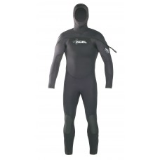 XCEL MEN'S POLAR HYDROFLEX HOODED DIVE FULLSUIT 8/7/6 DV19